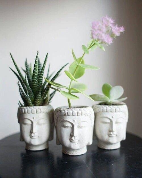 ghiveci buddha