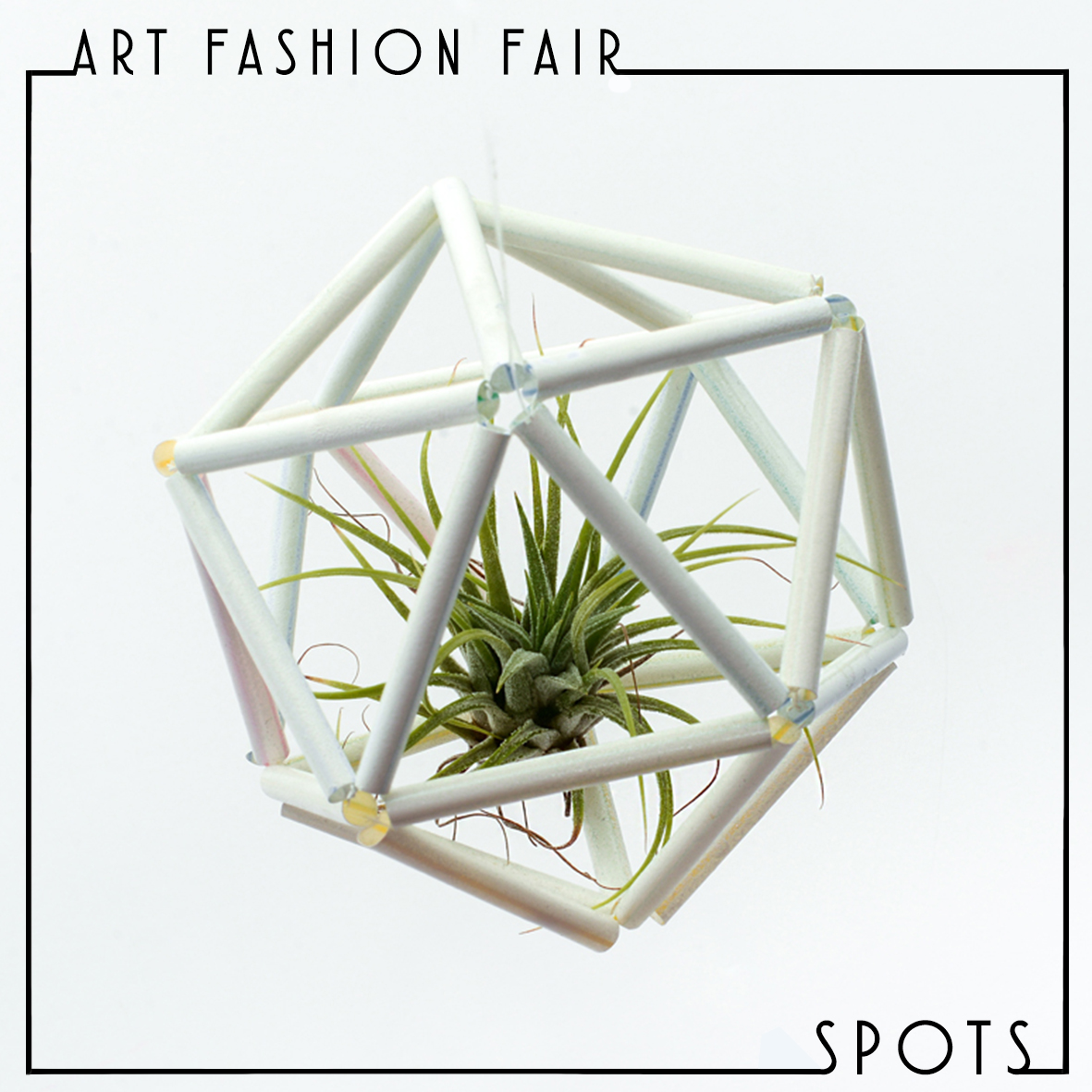 art fashion fair planta aeriana